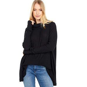 Free People Juicy Long Sleeve Cowlneck Sweater